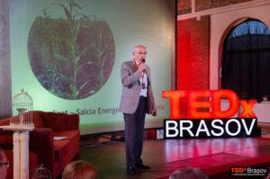 Alexandru Benko at TEDxBrasov 2015