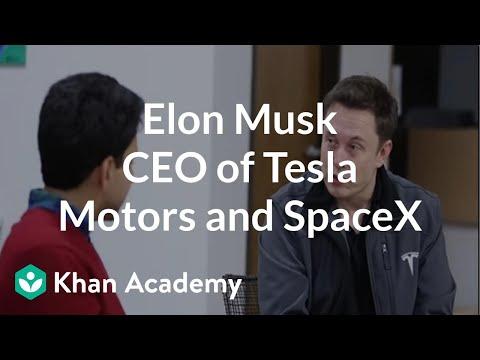 Sfaturi pentru educatori de la Elon Musk