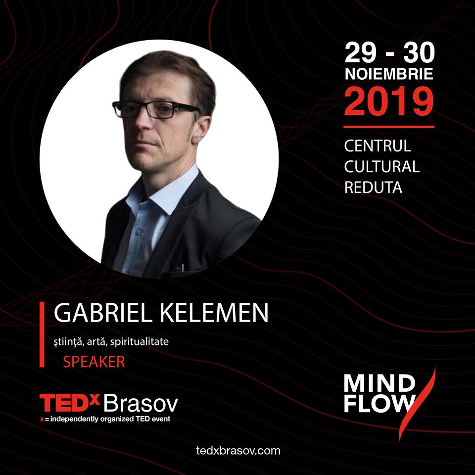 Speaker TEDx Brasov