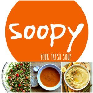 La after-party cu Soopy sau Ce mâncăm la  TEDxBrasov?