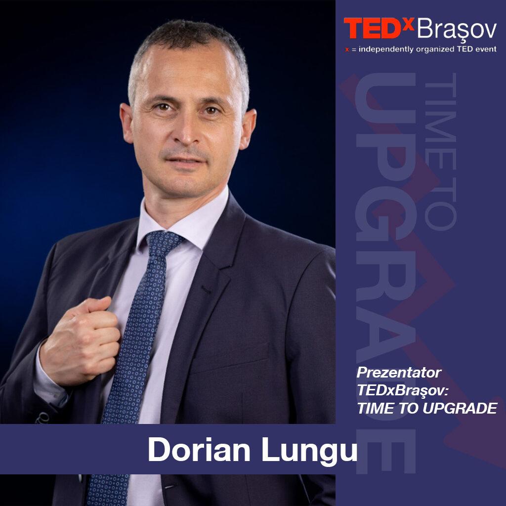 Doarian Lungu_Prezentator