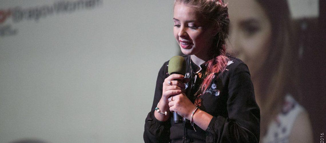 Ilinca Bacila, speaker TEDxBrasov